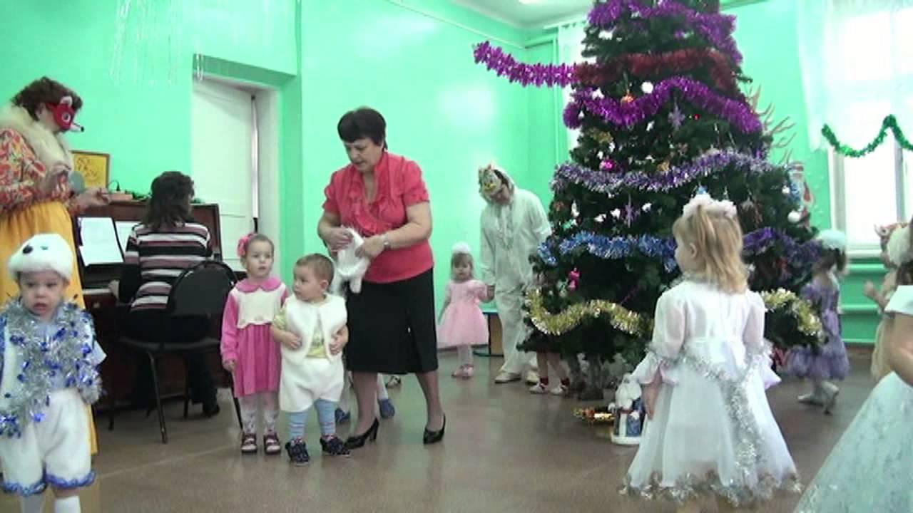 Новый год в доу солнышко видео москва