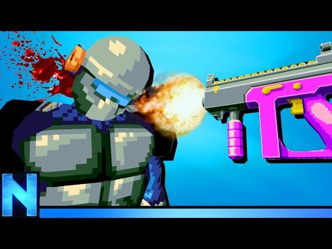 Awesome Randomly Generated VR Shooter!