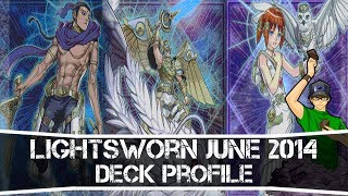 Yugioh Lightsworn Deck Profile June 2014 TCG