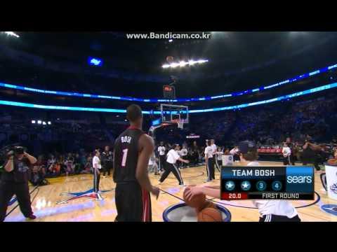 2014 NBA All-Star Saturday Night: Chris Bosh