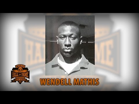 Merced High School Sports Hall of Fame - Wendell Mathis