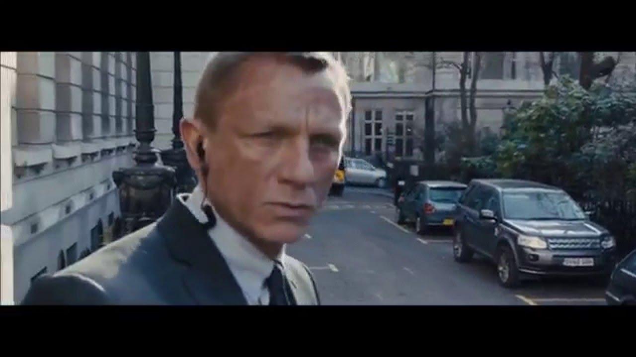The Poem From Skyfall James Bond 007 Daniel Craig Heroic Heart