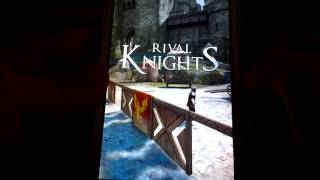 Rival Knights APK + DATA Downloads !