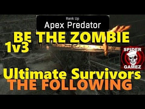 Dying Light PVP - I AM APEX PREDATOR 1v3 Ultimate Survivors In The Following (PRE GAME KILL MONTAGE)