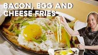 Best Bacon Egg And Cheese Fries In NYC Delish Does