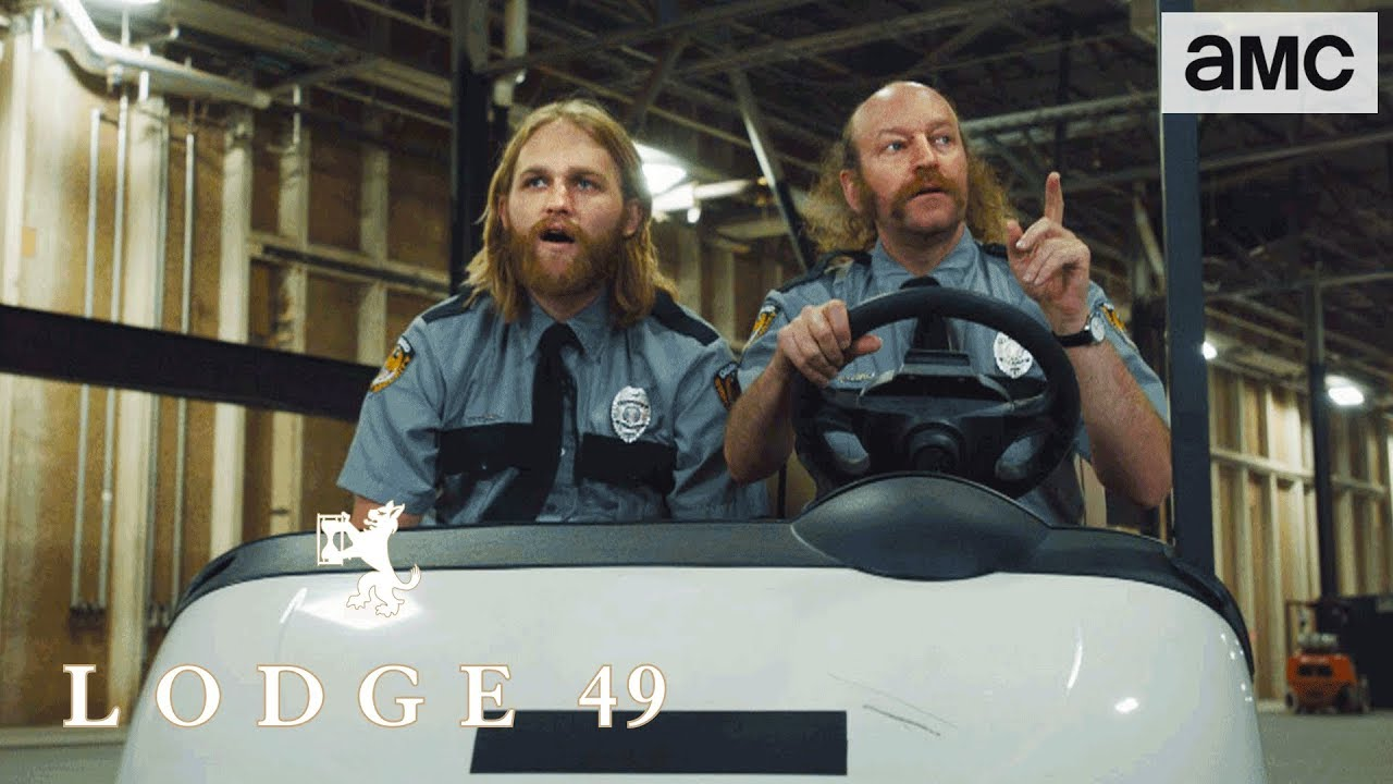 Download 'The Mysteries' Next on Ep. 406 | Lodge 49