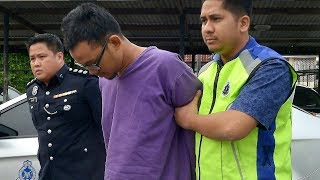 Lab assistant charged with murdering colleague