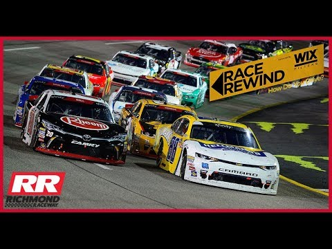 Xfinity Series Race Rewind: Richmond in 15
