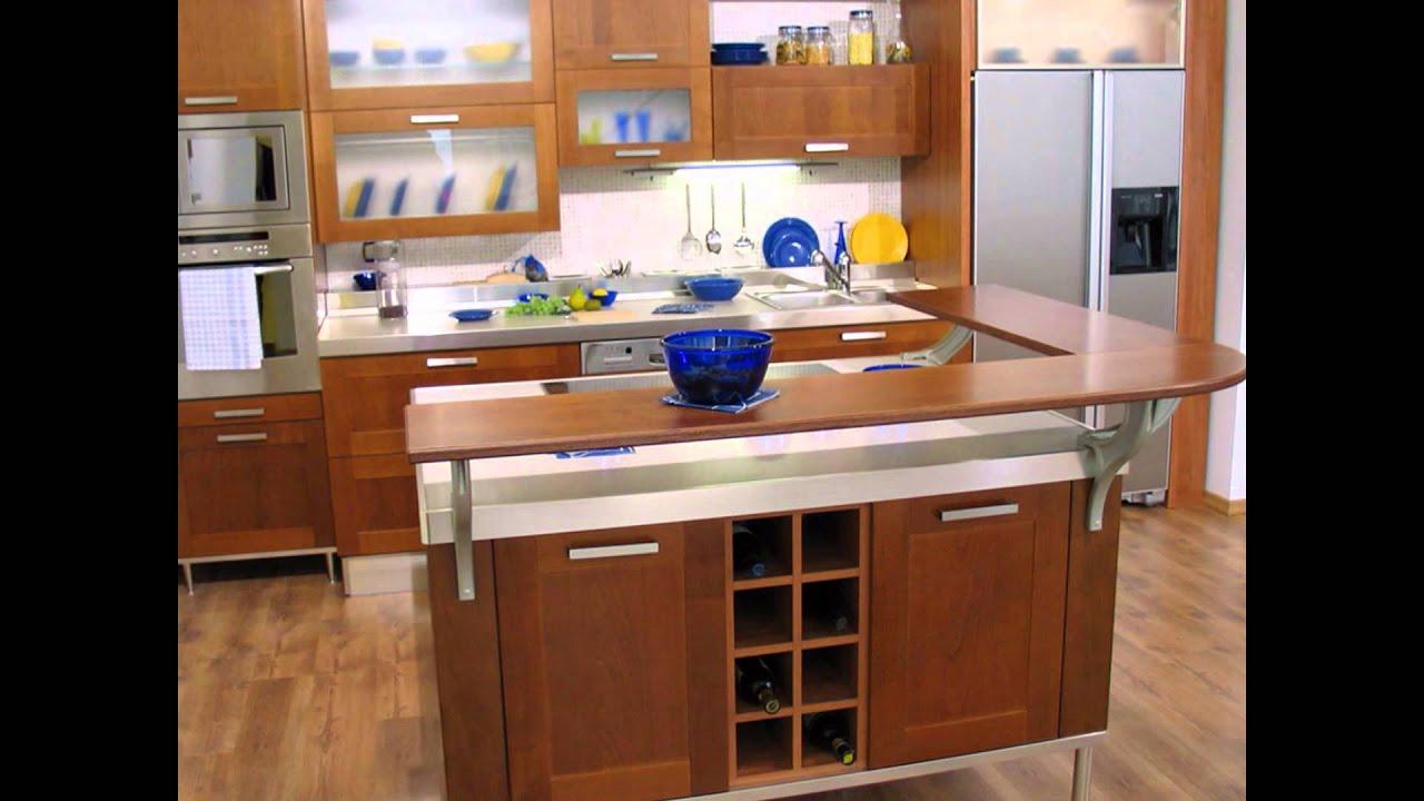 Simple Build Kitchen Island  YouTube