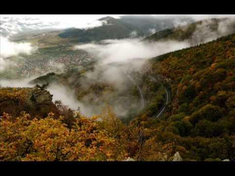 Balkan Mountains (Stara Planina) in Bulgaria