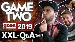 Q&A Teil 1: Game Two 2019 - ihr fragt, wir antworten!