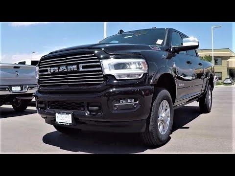 2019 Ram 2500 Laramie Sport Appearance Package: The Best Looking Ram 2500!