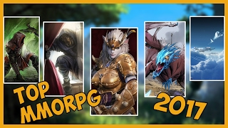 Top 5 MMORPGs 2017 [HD] German/Deutsch