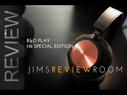 Bang & Olufsen Beoplay B&O H6 Headphone - REVIEW