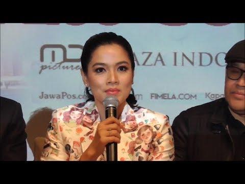 Film Hanum & Rangga Kisahkan Seorang Psikopat yang Pimpin Kantor Berita Televisi Mp3