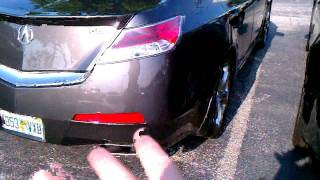 Acura TL 2012 vs old model TL review