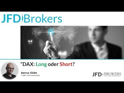 DAX: Long oder Short? - 07.02.2018
