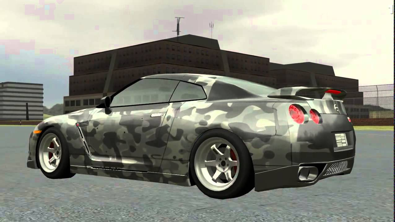Lfs Nissan Gt R R35 Launch Control Download Link Youtube