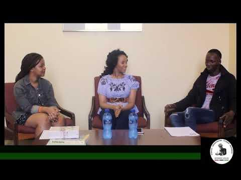 Afri ESM TV interview with Sinenhlanhla Sikhosana, Ph D Student in Astrophysics part 5