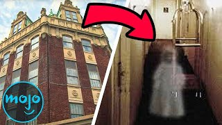 Top 10 Most Haunted Hotels in America