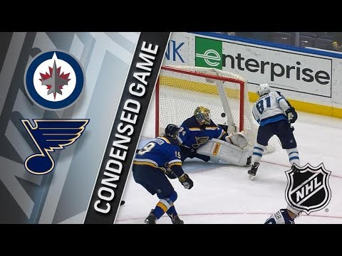 Winnipeg Jets vs St. Louis Blues – Feb. 23, 2018 | Game Highlights | NHL 2017/18. Обзор
