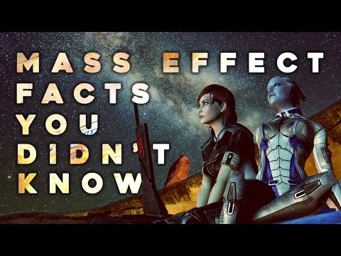 10 Mass Effect Facts You Probably Didn't Know