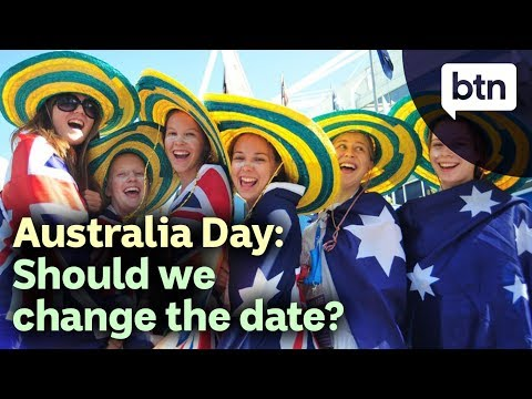 Australia Day: Should We Change The Date? - Behind The News