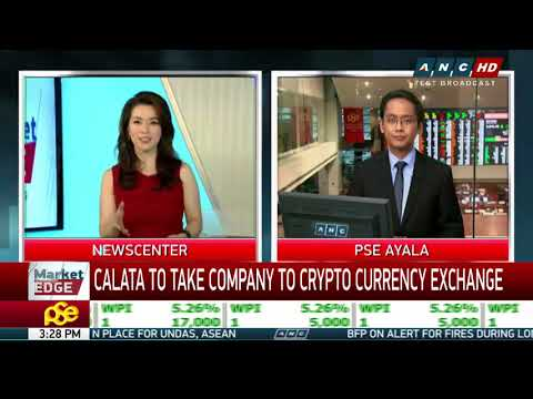 Calata plans to take firm to 'cryptocurrency exchange' amid reports of PSE delisting (part 1)