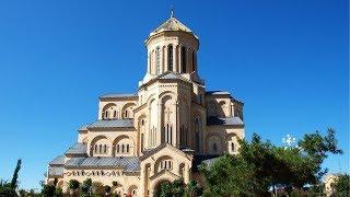 Главный храм Грузии продезинфицировали для защиты от коронавируса