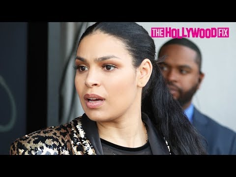 Jordin Sparks Snaps On TMZ When Asked About Jason Derulo At The Women In Harmony Brunch