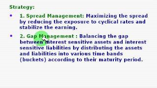asset liability management in banks