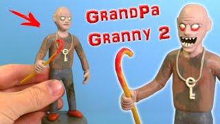 Новый злой ДЕД из игры Гренни 2   GRANDPA from GRANNY CHAPTER 2