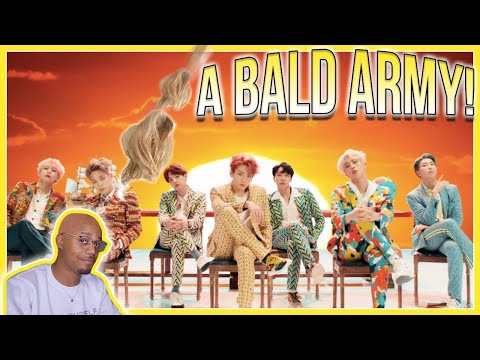 BTS (방탄소년단) 'IDOL' Official MV | AfroKorean Comeback! | REACTION!
