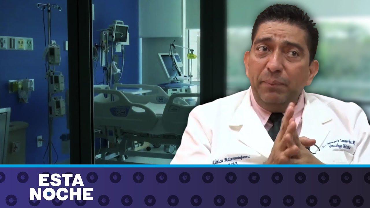 Bismarck Somarriba, un médico sobreviviente de Covid-19, 27 dìas en la Unidad de Cuidados Intensivos