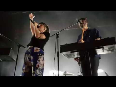 Oh Wonder Live - Waste (Dublin 1.11.17)