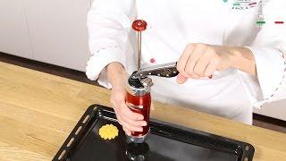 Marcato (마카토) 쿠키메이커 비스킷 사용법 및 …