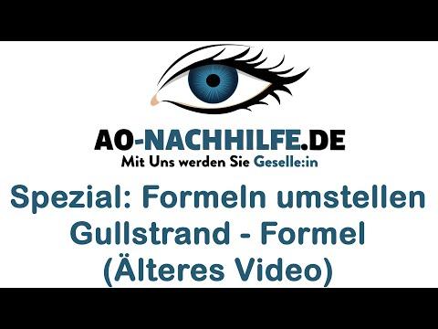 Formeln umstellen, auch für Elektrotechnik, Aufgaben mit Lösung, MOOC GLL01_1Ü from YouTube · Duration:  4 minutes 26 seconds