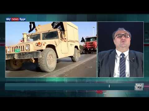 طارق وهبي: التوغل التركي هدفه إنقاذ بعض الأفراد من تنظيم داعش  - نشر قبل 11 ساعة