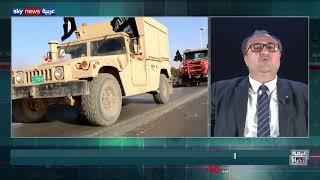 طارق وهبي: التوغل التركي هدفه إنقاذ بعض الأفراد من تنظيم داعش