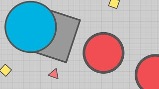 BIGGEST TANK ON DIEP.IO! (Diep.io)