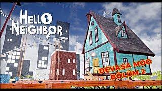 Hello Neighbor B Tmek B Lm Yor Mods Turkce 121