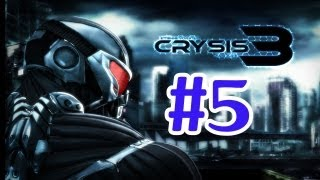 Crysis 3 PC Gameplay Walkthrough Part 5 The Root Of All Evil Max Settings AA Disabled 1080p