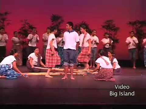 Tinikling Dance, Bayanihan Club, UH-Hilo