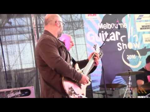 Melbourne Guitar Show Jam 2016 - Wishing Well