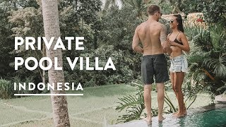 INCREDIBLE UBUD VILLA - DWARAKA THE ROYAL VILLAS | Indonesia Bali Accommodation 138, 2018