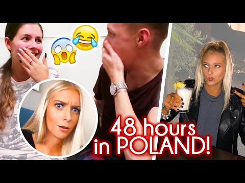 A HILARIOUS WEEKEND IN POLAND... 😂 weekly vlog #39