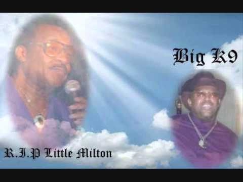 LITTLE MILTON - AGE AIN'T NOTHING BUT A NUMBER