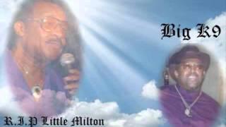 LITTLE MILTON - AGE AIN