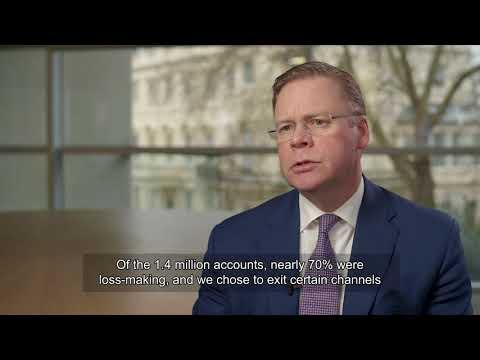 Customer account losses – Iain Conn, Group Chief Executive – 2017 Preliminary Results