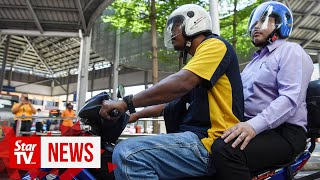Transport ministry to monitor motorcycle ride-hailing services for six months
